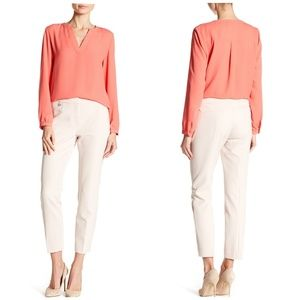 Adrianna Papell | NWOT Kate Blush Ankle Pants